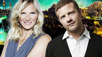 Jo Whiley and Dermot O'Leary