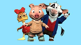 Jakers: The Adventures of Piggley Winks