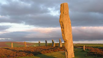 Around Orkney