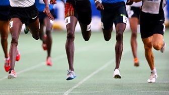Athletics: European Indoor Championships