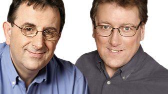 Eamonn O'Neal and Jimmy Wagg