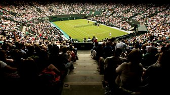 Today At Wimbledon - 2016: Day 1 Highlights