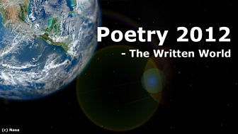 Poetry 2012: The Written World