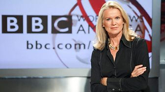 In-depth reports on the major international and US news of the day with Katty Kay.