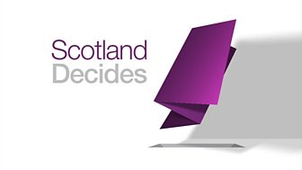 Live coverage from Glasgow on the results of Scotland's referendum on independence.