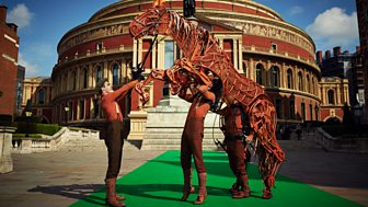 Bbc Proms - War Horse At The Proms