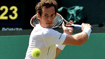 Wimbledon - 2015: Day 7
