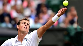 Wimbledon - 2015: Day 9