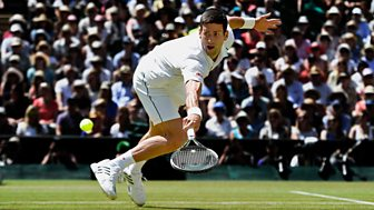 Wimbledon - 2015: Day 11