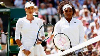 Wimbledon - 2015: Ladies Final