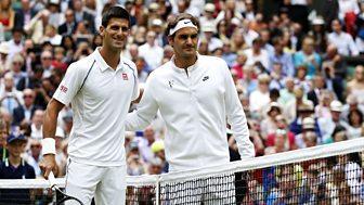 Wimbledon - 2015: Men's Final