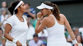 Wimbledon - 2015: Women's And Men's Doubles Finals, Part 2