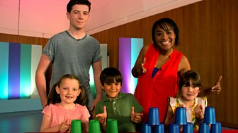 The Let's Go Club - 3. Cheerleading, Cup Stacking And Jumbo Javelins