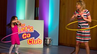 The Let's Go Club - 5. Comics, Hula Hooping And The Funky Guitar