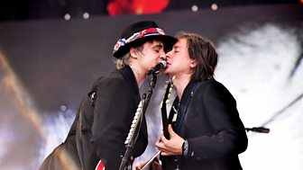 Reading And Leeds Festival - 2015: The Libertines @ Reading