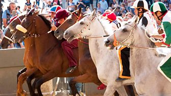 Storyville - 2015-2016: 15. The Toughest Horse Race In The World: Palio