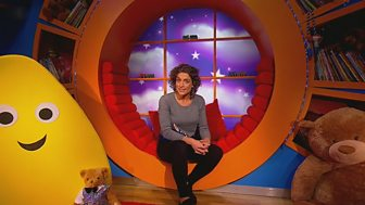 Cbeebies Bedtime Stories - 535. Alex Polizzi - Recipe For A Story