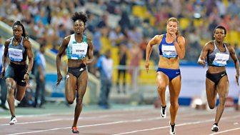 Athletics: Iaaf Diamond League - 2016: Doha, Qatar: Highlights