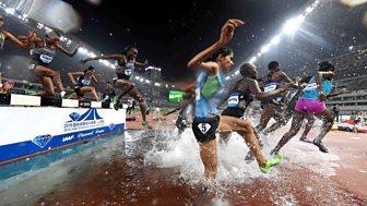 Athletics: Iaaf Diamond League - 2016: Shanghai: Highlights