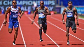 Athletics: Iaaf Diamond League - 2016: Birmingham Grand Prix