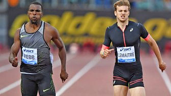 Athletics: Iaaf Diamond League - 2016: Rome: Highlights