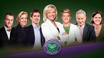 Wimbledon - 2016: Men's Semi-finals, Part 3