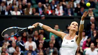 Wimbledon - 2016: Day 3, Part 2