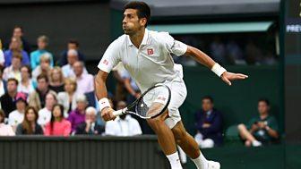 Wimbledon - 2016: Day 3, Part 3