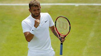 Wimbledon - 2016: Day 4, Part 1