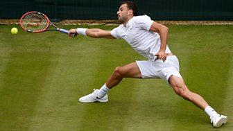 Wimbledon - 2016: Day 4, Part 2
