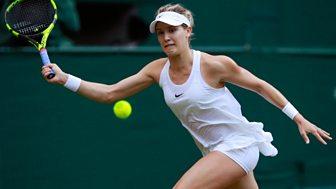 Wimbledon - 2016: Day 5, Part 1
