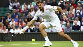 Wimbledon - 2016: Day 5, Part 2