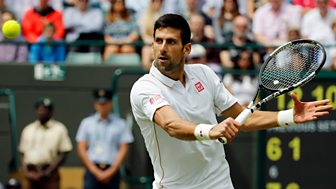 Wimbledon - 2016: Day 6, Part 2