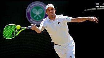 Wimbledon - 2016: Day 6, Part 3