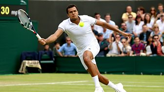 Wimbledon - 2016: Middle Sunday, Part 1