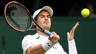 Wimbledon - 2016: Day 7, Part 3