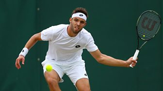 Wimbledon - 2016: Day 7, Part 4