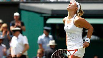Wimbledon - 2016: Women's Quarter-finals, Part 2