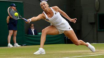 Wimbledon - 2016: Women's Quarter-finals, Part 1
