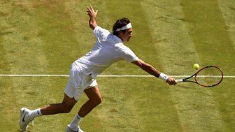 Wimbledon - 2016: Men's Quarter-finals, Part 1