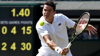 Wimbledon - 2016: Men's Quarter-finals, Part 2