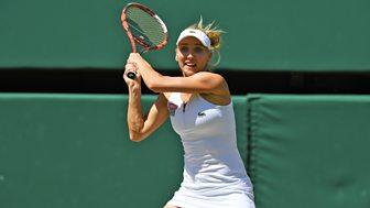 Wimbledon - 2016: Women's Semi-finals, Part 1