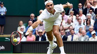 Wimbledon - 2016: Men's Semi-finals, Part 1
