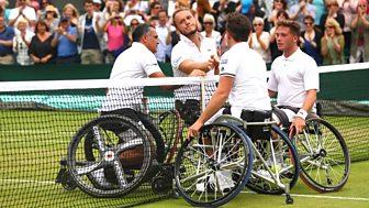 Wimbledon - 2016: Men's Wheelchair Doubles Final