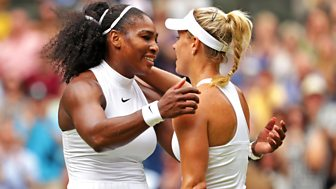 Wimbledon - 2016: Ladies Final
