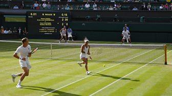 Wimbledon - 2016: Mixed Doubles Final
