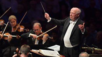 Bbc Proms - 2016: Haitink Conducts Mahler