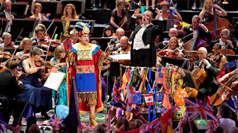 Bbc Proms - 2016: Last Night Of The Proms, Part Two