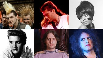 Music hairstyles: a brief history of 12 iconic cuts