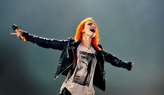 Radio 1's Big Weekend - Paramore, The Script, Olly Murs and more…